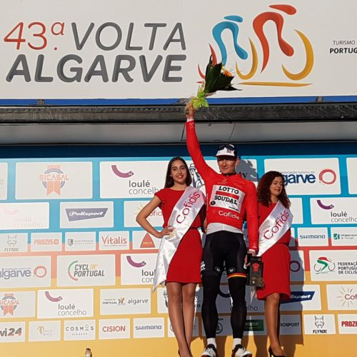 2017_André Greipel_Volta ao Algarve_red jersey