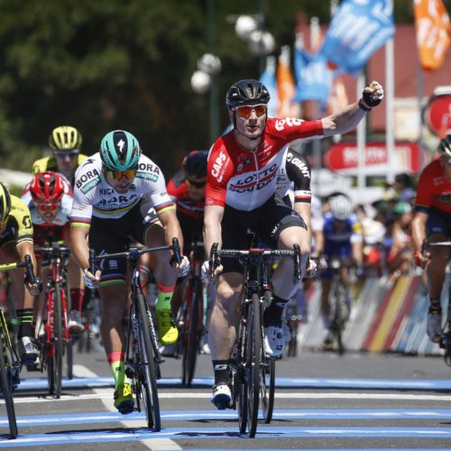 SANTOS TOUR DOWN UNDER 2018 - 1. Etappe Port Adelaide - Lyndoch