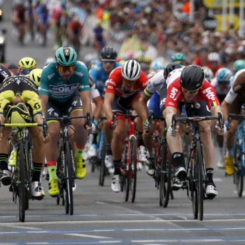 SANTOS TOUR DOWN UNDER 2018 - 6. Etappe Adelaide - Adelaide