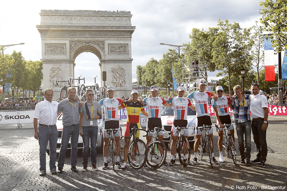 Team Omega Pharma Lotto